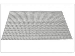 obrázek Lego 10701 Šedá podložka velká (628)