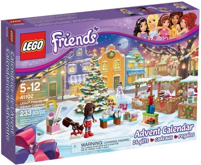 LEGO 41102 Friends Adventní kalendář 2015
