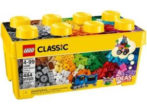 obrázek LEGO 10696 CLASSIC Kreativní box, 484 kostek