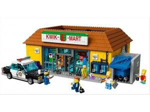 obrázek Lego 71016 The Simpsons Kwik-E-Mart