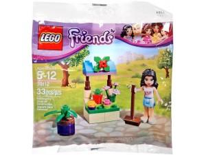 obrázek Lego 30112 Friends Emin květinový stánek