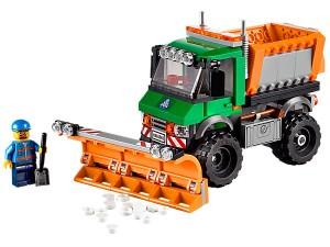 obrázek LEGO 60083 City Sněžný pluh