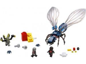 obrázek LEGO Super Heroes 76039 Ant-Manova konečná bitva