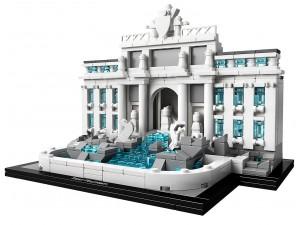 obrázek LEGO Architecture 21020 Fontána Trevi
