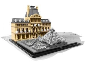 obrázek LEGO Architecture 21024 Louvre