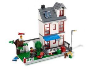 obrázek Lego City 8403 Městský dům