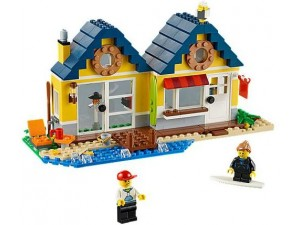 obrázek LEGO Creator 31035 Plážová chýše