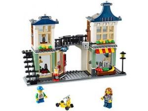 obrázek LEGO Creator 31036 Obchod s hračkami a potravinami