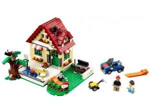 obrázek LEGO Creator 31038 Změny ročních období