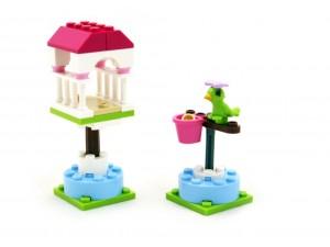obrázek Lego 41024 Friends Papoušek na bidýlku