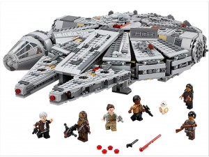 obrázek Lego 75105 Star Wars Millennium Falcon
