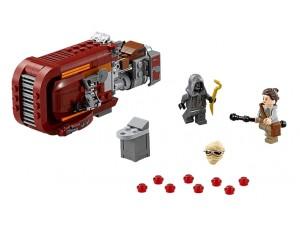 obrázek Lego 75099 Star Wars Rey's Speeder