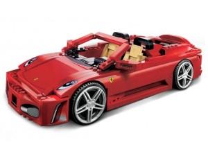 obrázek Lego 8671 Ferrari 430 Spider 1:17