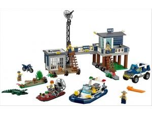 obrázek Lego 60069 City Stanice speciální policie