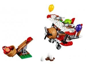 obrázek Lego 75822 ANGRY BIRDS Piggyho letadlový útok