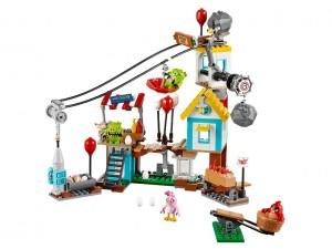 obrázek LEGO 75824 ANGRY BIRDS Bourání v Prasečím městě