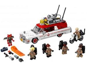 obrázek Lego 75828 Ghostbusters Ecto-1 & 2