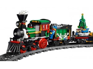 obrázek Lego 10254 Winter Holiday Train