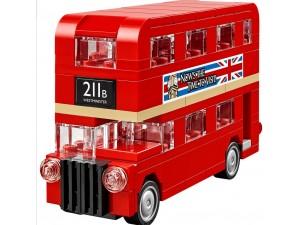 obrázek Lego 40220 Creator London Bus