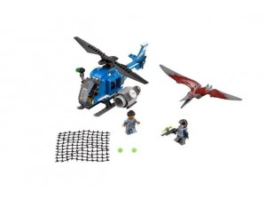 obrázek Lego 75915 Jurassic World Lov Pteranodona