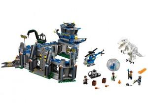 obrázek Lego 75919 Jurassic World Útěk Indominuse Rexe