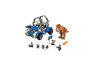 obrázek Lego 75918  Jurassic World Stopař T-Rexů