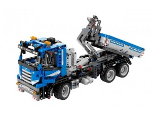 obrázek Lego 8052 Nákladní vůz s kontejnerem