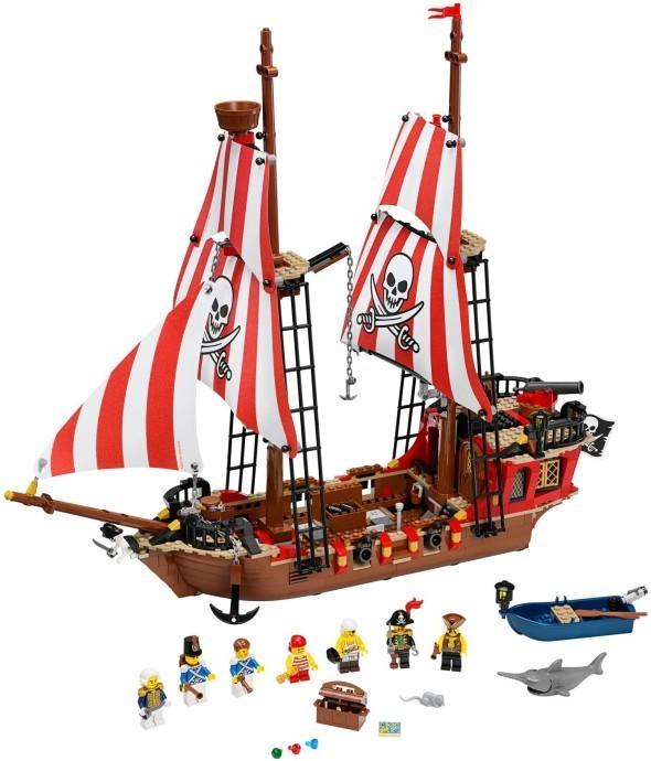 Lego 70413 Pirates The Brick Bounty
