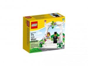 obrázek Lego 40165 Svatba -  Svatební výslužka