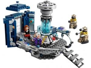 obrázek Lego 21304 Ideas Doctor Who