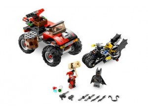 obrázek Lego 7886 Batman Batcycle