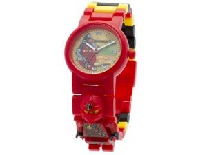 obrázek Lego 8020134 hodinky Ninjago Jungle Kai