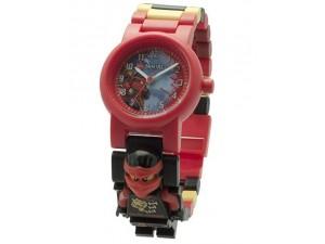 obrázek Lego 8020547 hodinky Ninjago Sky Pirates Kai