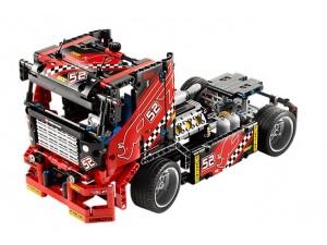 obrázek Lego 42041 Technic Závodní Truck