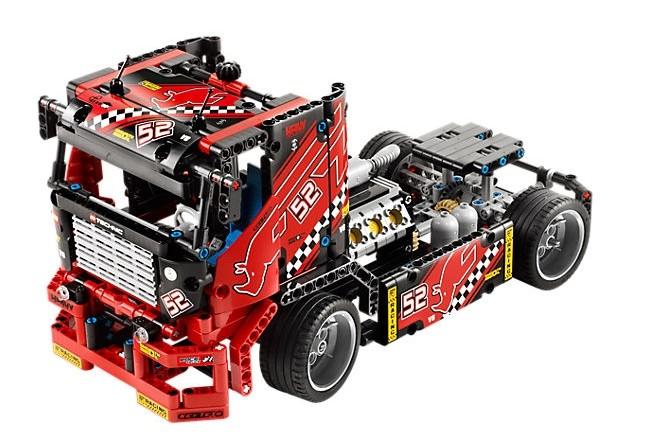 Lego 42041 Technic Závodní Truck