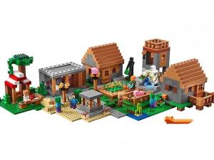 obrázek Lego 21128 Minecraft The Village