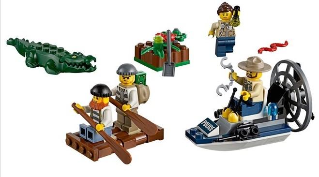 Lego 60066 City Speciální policie