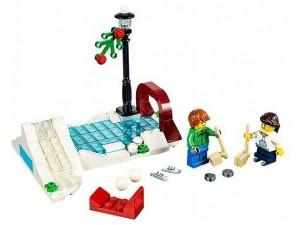 obrázek Lego 41007 Christmas Ice Skating