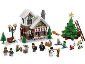 obrázek Lego 10249 Creator Winter Toy Shop