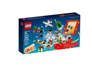 obrázek LEGO 40222 Holiday Countdown Calendar