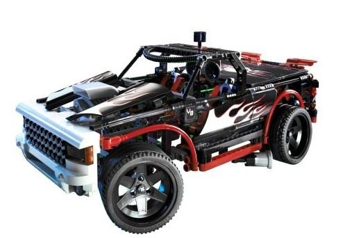 Lego 8682 Racers Nitro Intimidator