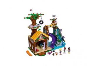obrázek Lego 41122 Friends Dobrodružný tábor - dům na stromě