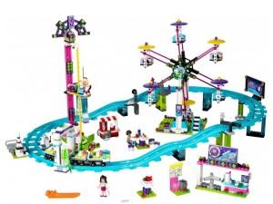 obrázek Lego 41130 Friends Horská dráha v zábavním parku