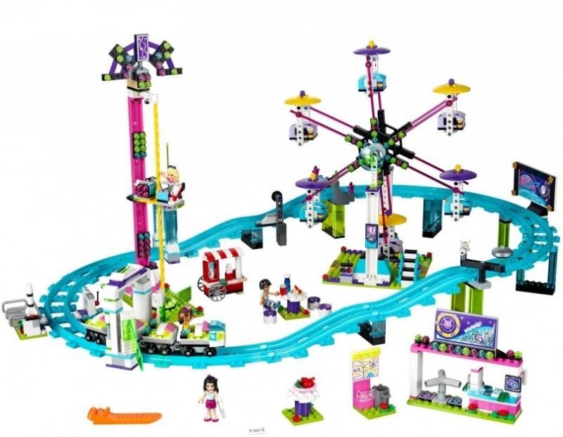Lego 41130 Friends Horská dráha v zábavním parku