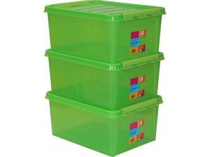 obrázek SmartStore™ Colour 15 - set 3ks zelený