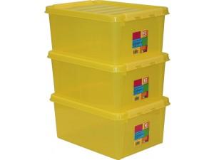 obrázek SmartStore™ Colour 15 - set 3ks žlutý