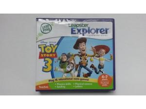 obrázek Hra Toy Story 3 pro Leapfrog Explorer