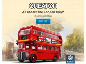 obrázek Lego 10258 Creator London Bus
