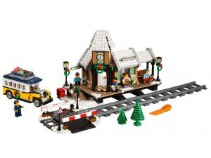 obrázek Lego 10259 Winter Village Station