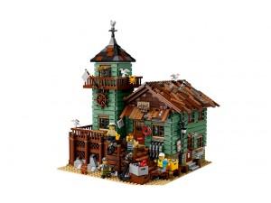 obrázek Lego IDEAS 21310 Stará rybárna